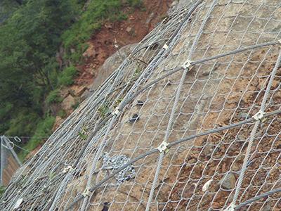 云南主动边坡防护网