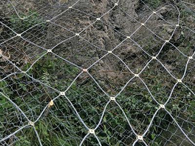 云南山体防护网