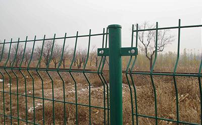 云南双边丝围栏