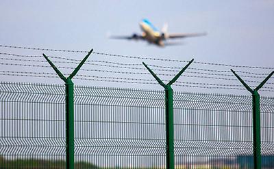 云南机场围栏